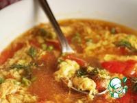 Китайский суп из помидоров ингредиенты