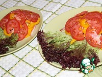 Салат Кондэ ингредиенты