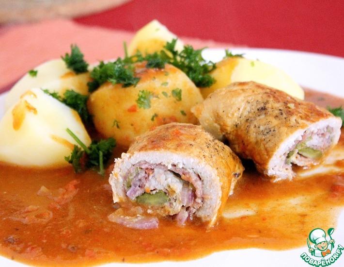 Новогодние блюда, мясные блюда. Новогодние рецепты блюд из баранины, говядины, телятины, свинины, кролика - новогоднее меню 2014 на