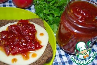 Рецепт: Джем из томатов