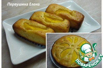 Рецепт: Кекс фруктовый Злаковый