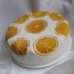 Торт Апельсиновая нежность для Ларисы