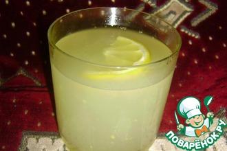 Рецепт: Лимонный кисель