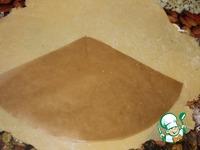Песочный рожок с начинкой из дикого риса ингредиенты