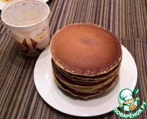 Рецепт Американские блинчики (American pancakes)