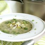 Дикий рис в качестве ингредиента для супа