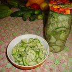Овощной салат на зиму – кулинарный рецепт