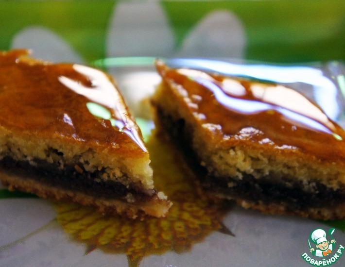 Рецепт: Египетский пирог с корицей Хегазея