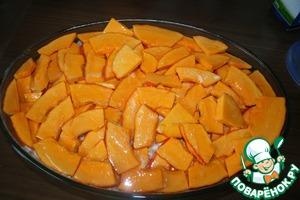 Тыквенно-картофельная запеканка с фаршем и сыром – кулинарный рецепт