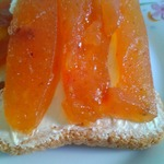 Персиковый джем-мармелад