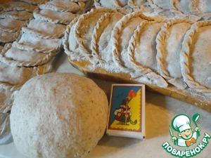 Вареники с адыгейским сыром. Рецепт с фото