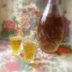 Крепкая настойка на меду