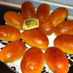 Нежные пирожки с картофелем и грибами