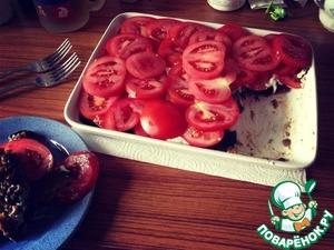 Рецепт Баклажанный пирог