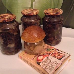 Фото: Маринованные грибы на зиму