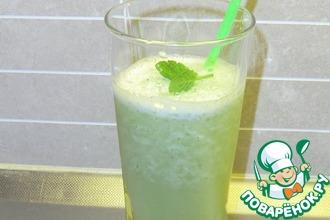 Рецепт: Лимонана-лимонно-мятный коктейль