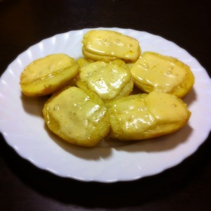 Картофель под сыром в микроволновке – кулинарный рецепт