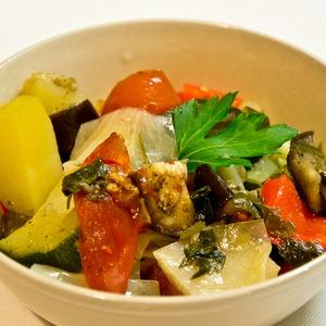 Фото: Постные блюда из овощей