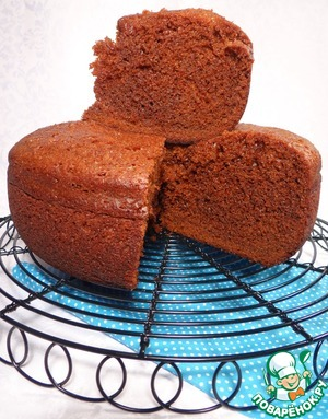 Spicy honey cake