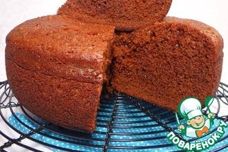 Рецепт: Пряный медовый пирог