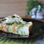 Омлет с овощами Рецепт от папы