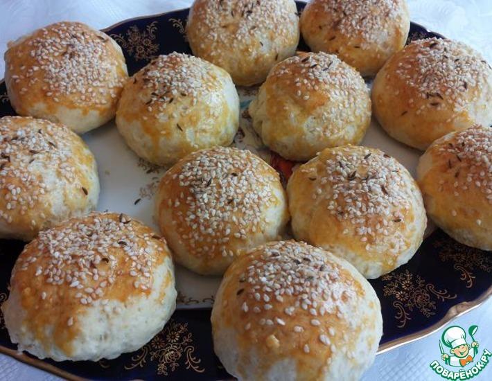 Рецепт: Погача по-турецки