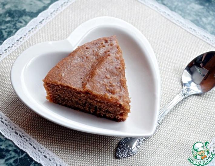 Рецепт: Шоколадный манник в мультиварке
