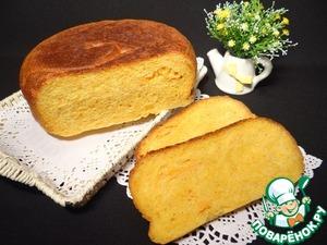 Морковный хлеб с сыром