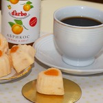 Творожно-абрикосовые конфетки
