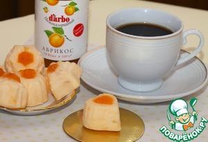 Рецепт: Творожно-абрикосовые конфетки