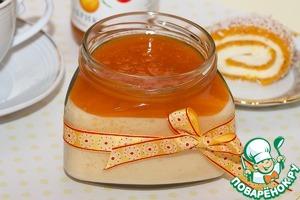 Рецепт Воздушный абрикосовый мусс