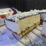 Торт Птичье молоко с необычным суфле