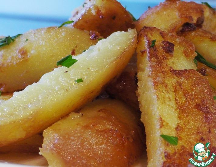 Рецепт: Картофель по-архиерейски