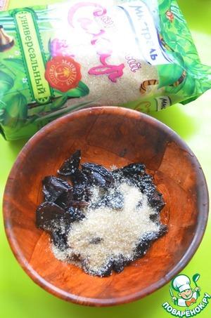 Пряники медовые из ржаной муки с черносливом – кулинарный рецепт