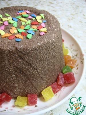 Рецепт Шоколадная пасха
