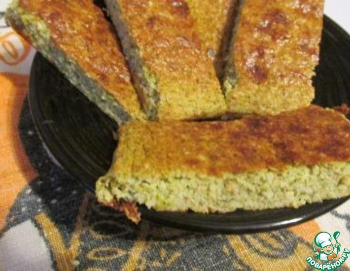 Рецепт: Брокколи-хлеб