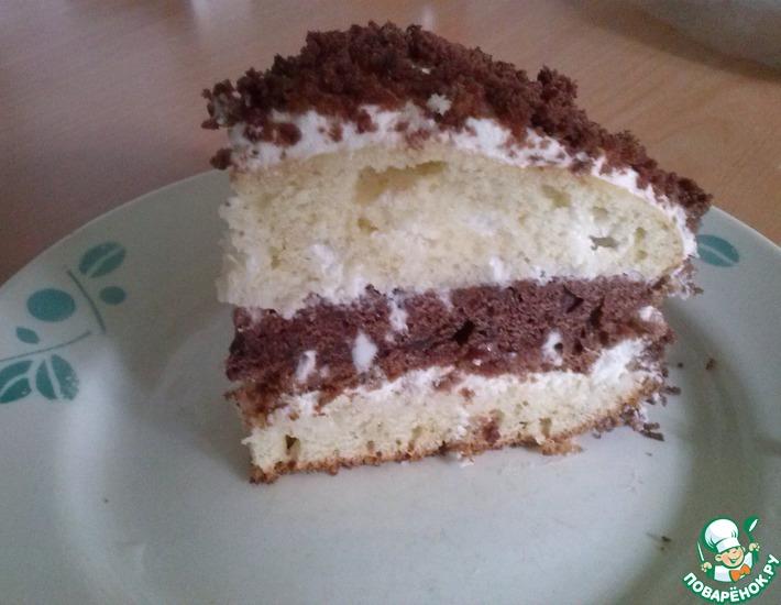 поваренок ру торт сметанник рецепт