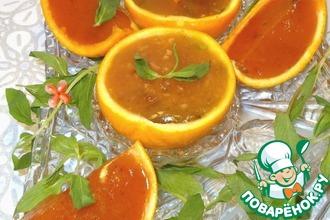 Рецепт: Абрикосовые апельсины