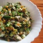 """Салат """"Прага"""" – кулинарный рецепт"""