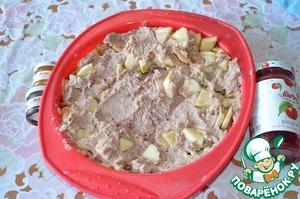 Яблочный крамбл – кулинарный рецепт