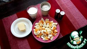 Соус из яиц – кулинарный рецепт