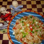 Рис по японски