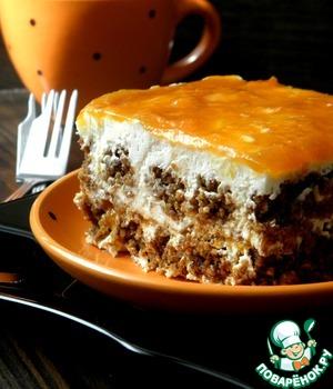 Рецепт: Десерт «Тирамиссу-стайл»