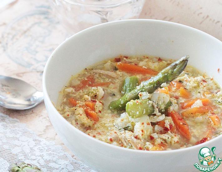весенние супы 2014 рецепты