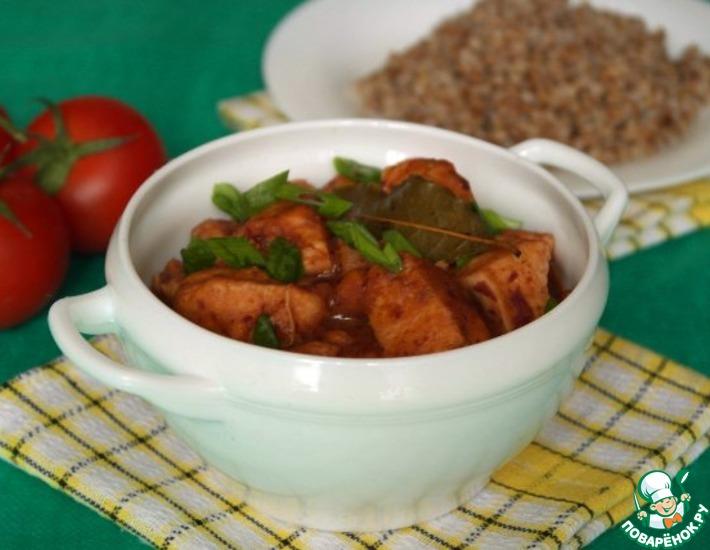 Рецепт соуса из красной фасоли