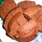Шоколадный кекс (в ХП)