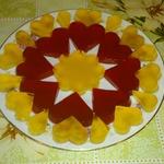 Желейные конфеты на агар-агаре