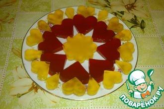 Рецепт: Желейные конфеты на агар-агаре