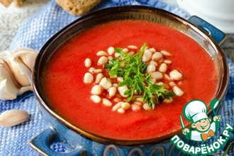 Рецепт: Овощной крем-суп