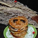Жареный картофель с грибами на новый лад